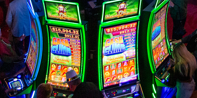 Online slot sites: Play and win real money